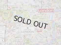 画像1: London Map